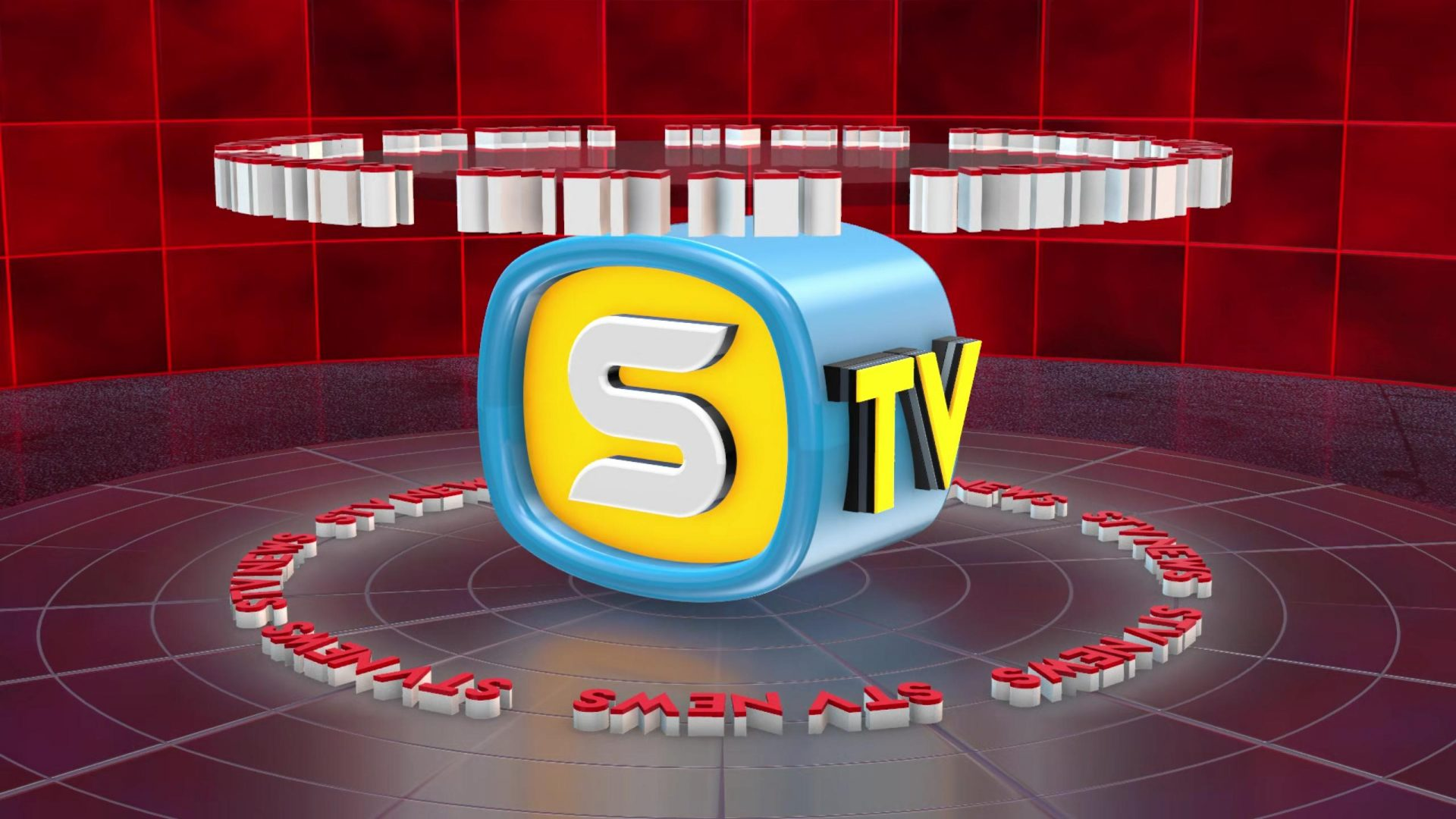 Stv logo intro client project mtc tutorials