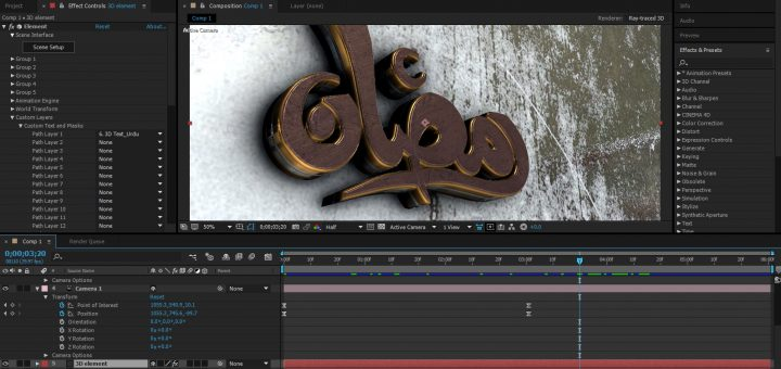 After Effects Templates Download