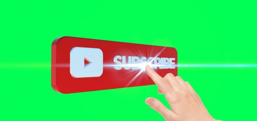 YouTube Subscribe button png Green screen