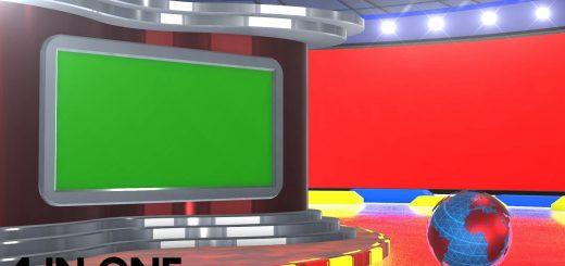 Virtual Studio Free News Studio High Quality Wallpapers By MTC Tutorials2
