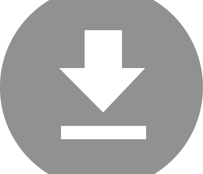 Download button and icon png