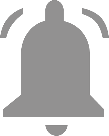 Subscribe button and bell icon png