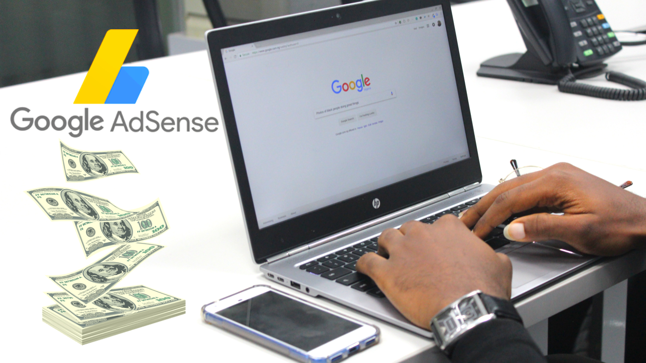 What is Adsense and how to earn money with google adsense