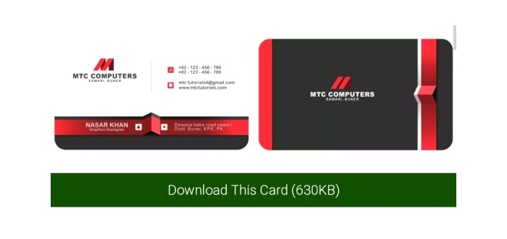 beautiful visiting cards and business cards downloads free