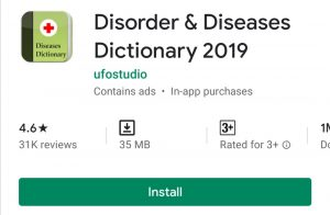 Discover & Diseases Dictionary 2019