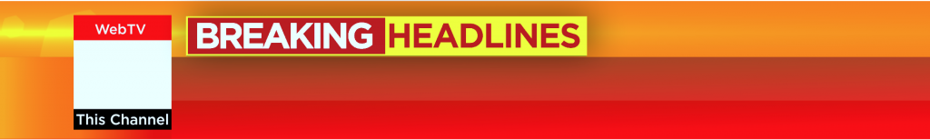 Breaking news and breaking headlines 92 news style free lower third download