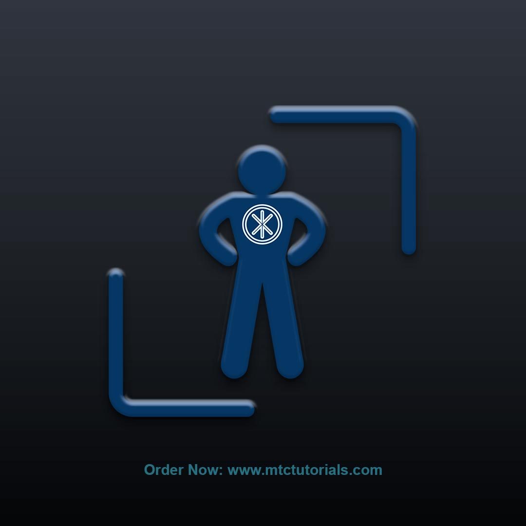 Protector logo design by mtc tutorials