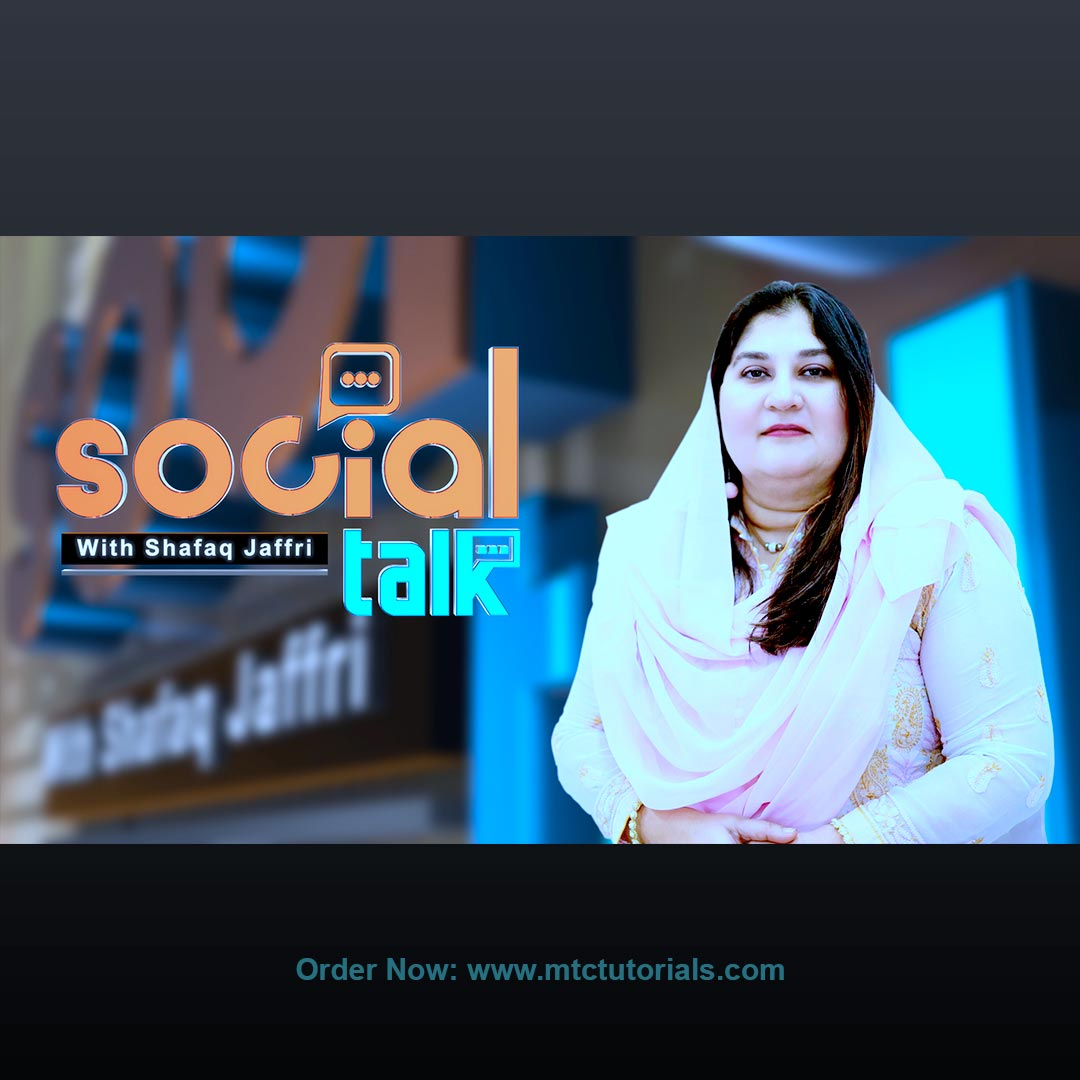 Social Talk Intro by mtc tutorials and mtc vfx create online logo order now