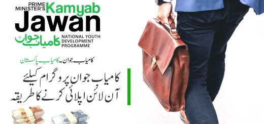Kamyab Jawan Program: How to apply for Rs 10000 to Rs 5 million loan