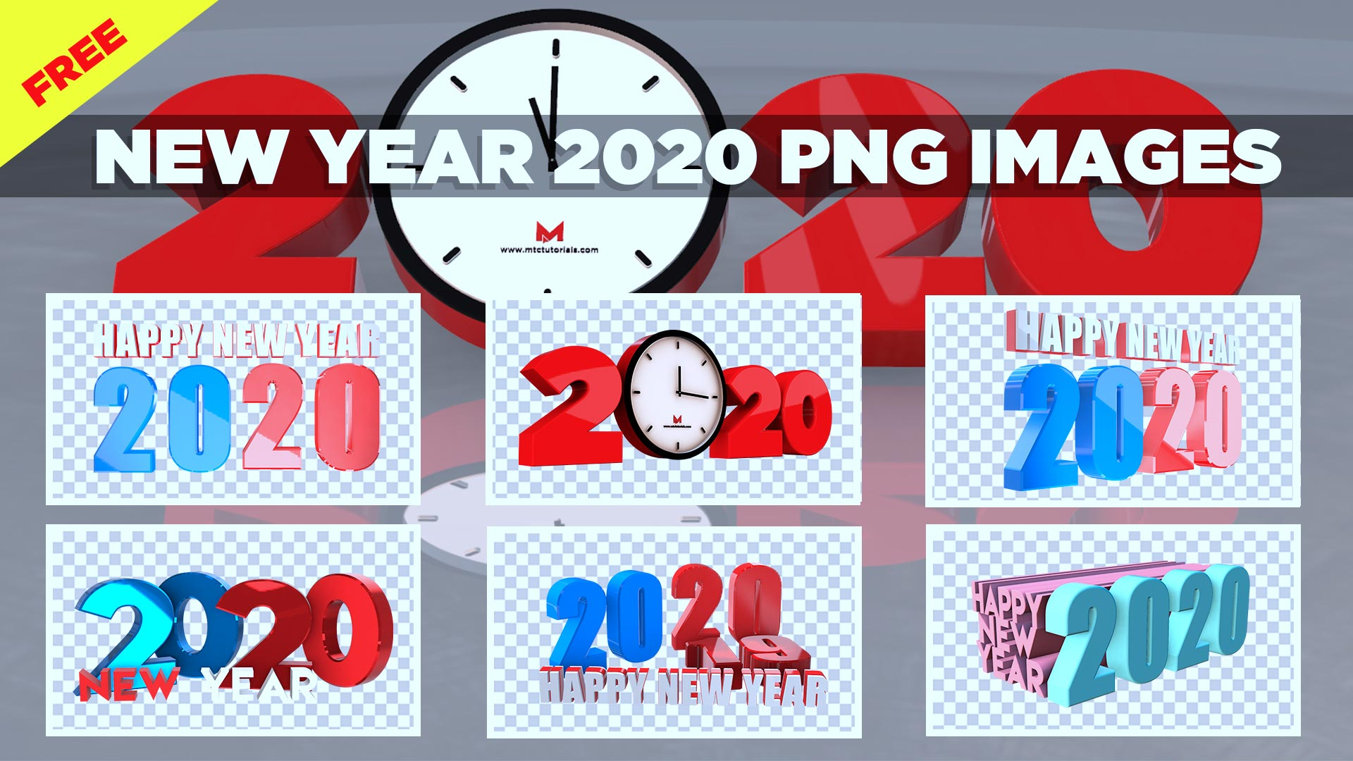 Download happy new year 2020 png transparent images gallery free