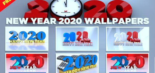 Download happy new year 2020 wallpapers images gallery free