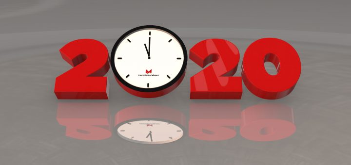 Happy new year 2020 Wallpapers High Quality Free Download