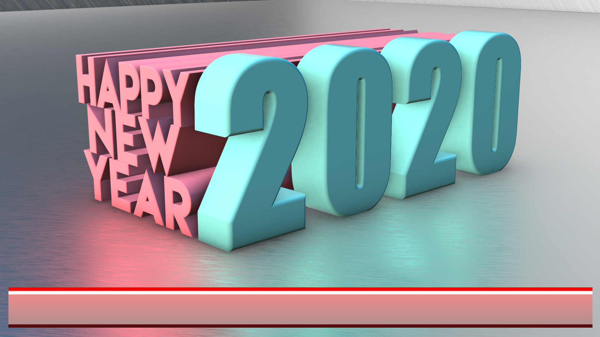 Hapy new year 3D designed wallpapers free download
