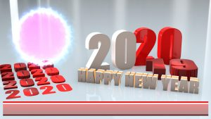 happy new year 2020 intros free download