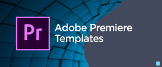 Adobe premiere Templates are available