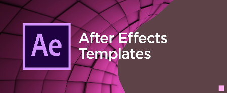 After effect Templates pack