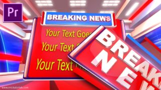 Download Breaking News Adobe Premiere Template~1