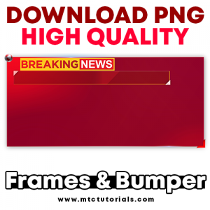 Breaking News Bumper Ultra hd quality png