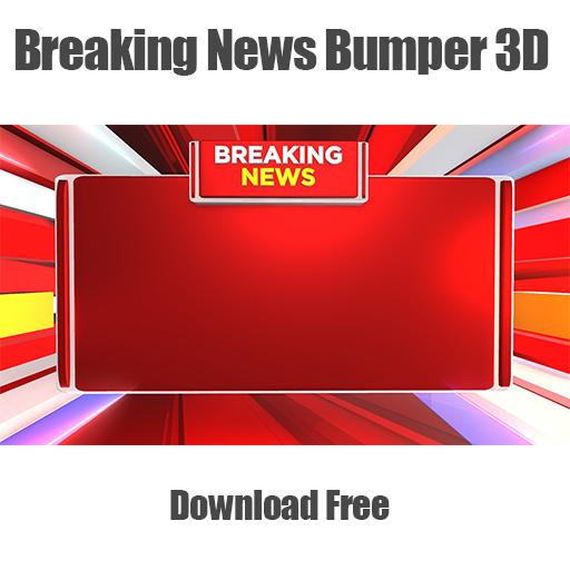 Beautiful Breaking News Background 2021