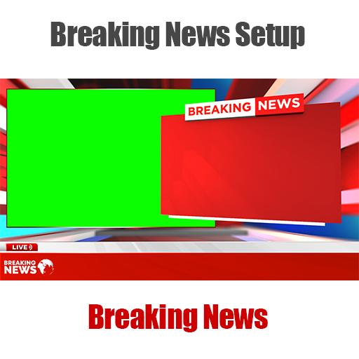 Green Screen Breaking News Bumper for News Channels 2021 mtc tutorials