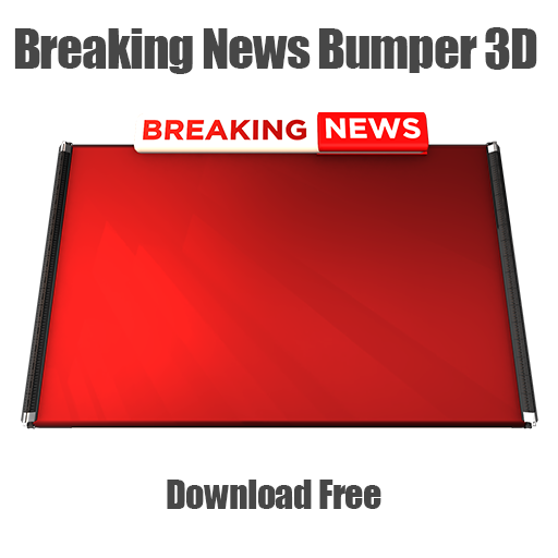 HD Quality Free Breaking News Background by mtc tutorials
