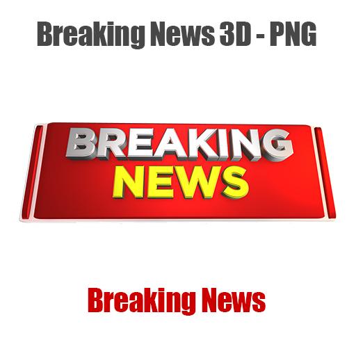 New Breaking News 3D PNG Graphics mtc tutorials