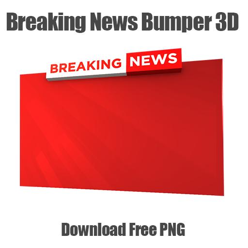 News Bumper 3D PNG 2021 mtc tutorials