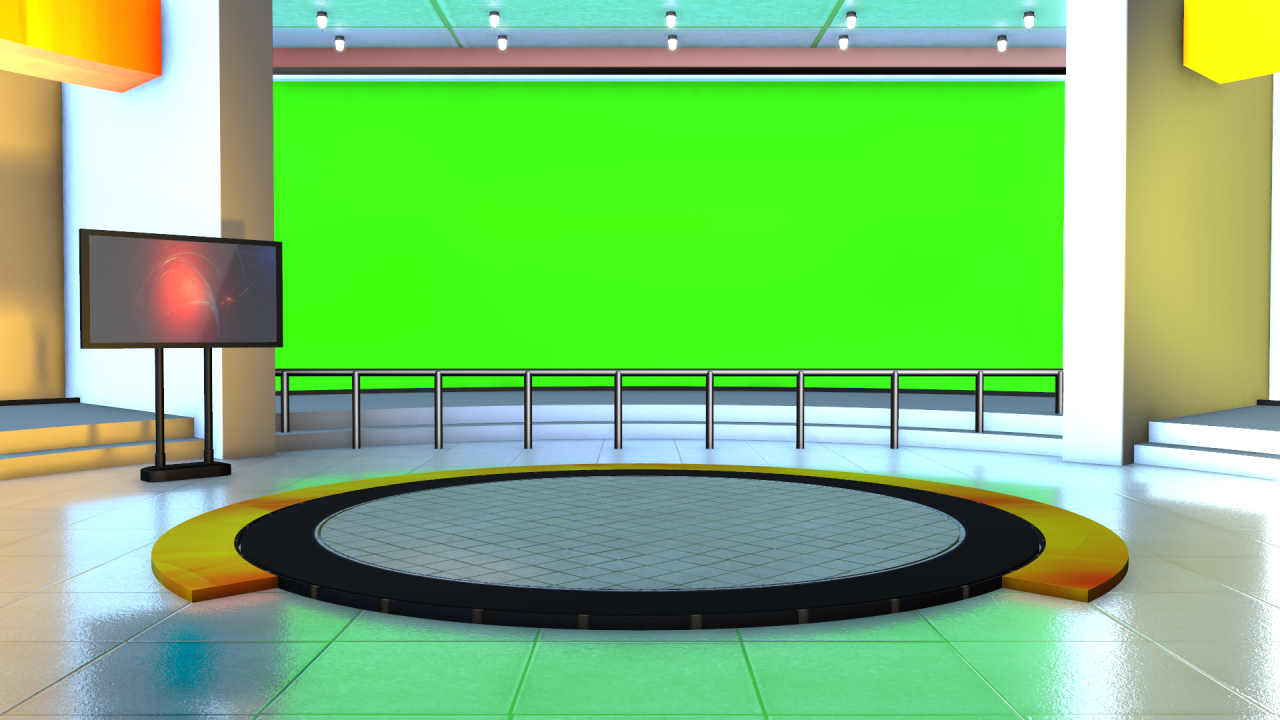 4K News Studio Images, Backgrounds 1 (2)