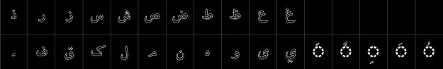 Download AlQalam Kashif Outline