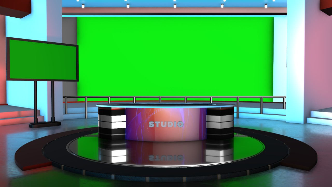 Green screen virtual free download